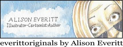 Everitt Originals by Alison Everitt