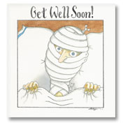 Get Well Soon - Male