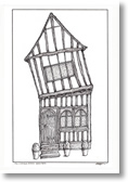 The Crooked House - Lavenham